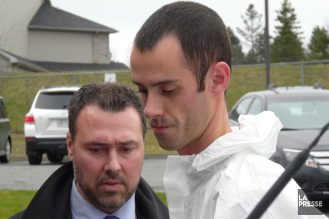 Jean-François Roy, 31 ans, de Saint-Geroges, est accusé... (Collaboration spéciale Luce Dallaire)