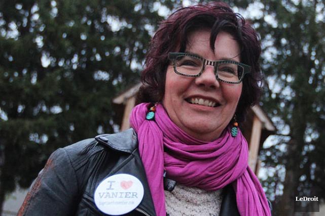 Lucie Marleau aimerait mettre sur pied un registre... (ETIENNE RANGER, LeDroit)