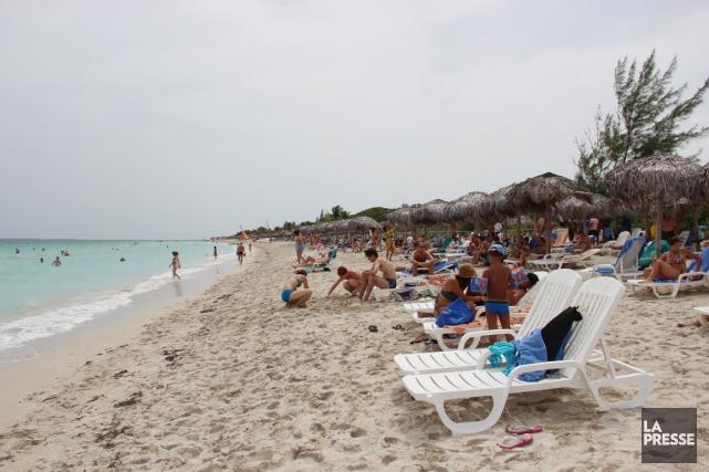 En 2013, Cuba avait reçu 2,85 millions de... (PHOTO MARIE-ÈVE MORASSE, LA PRESSE)