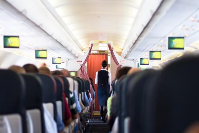 Un vol de la compagnie aérienne thaïlandaise AirAsia a fait demi-tour vers... (Photo Shutterstock, Matej Kastelic)