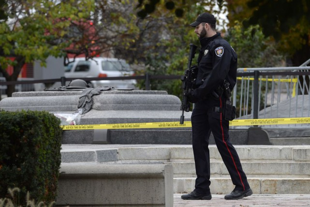 Le Service de police d'Ottawa ne prend donc... (Photo archives La Presse Canadienne)
