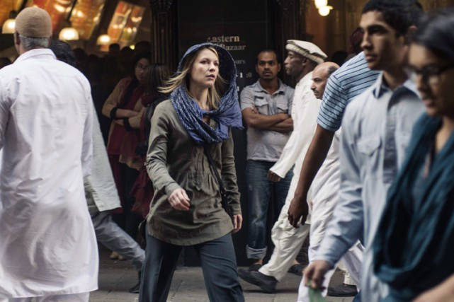 Homeland, série-phare de Showtime, a été récompensée par... (Photo: PC)