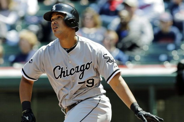 Jose Abreu... (Photo: AP)