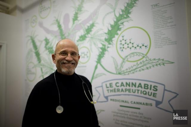 Le DrMichael Dworkind, directeur de la clinique Santé... (PHOTO ANDRÉ PICHETTE, LA PRESSE)
