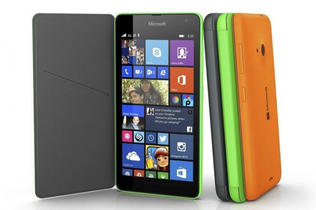 Microsoft avait annoncé fin octobre l'abandon pour ses... (Photo fournie par Microsoft)