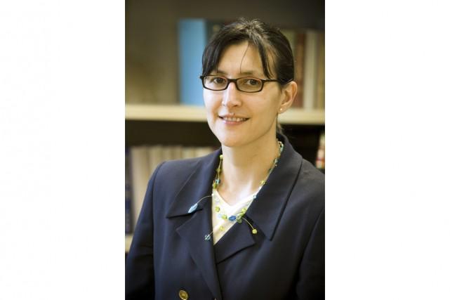 Magda Fusaro est professeure au département de management... (PHOTO FOURNIE PAR ESG - UQAM)