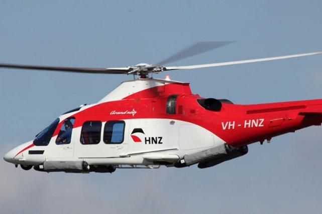Le Groupe HNZ était anciennement Groupe Hélicoptères Canadiens.... (Photo fournie par HNZ)