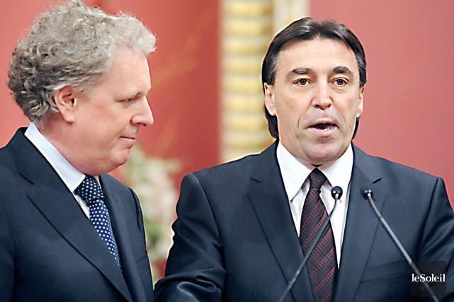 Selon le Parti québécois, l'élection en 2008 du... (Photothèque Le Soleil)