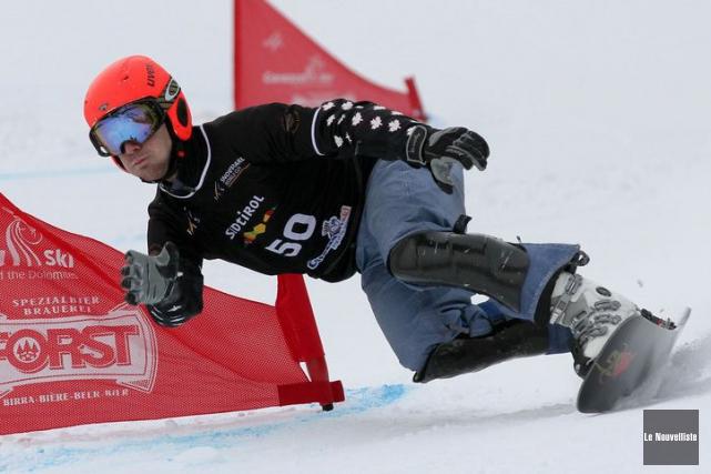 Indrik Trahan a remporté le Championnat canadien de... (Photo: Archives, Le Nouvelliste)