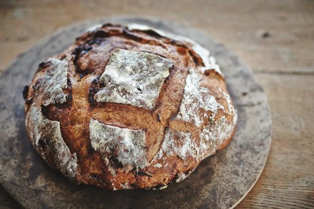 Un bon pain laisse de belles miettes sur... (Photo fournie par Albert Elbilia)