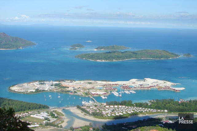 L'Alliance des petites îles regroupe une quarantaine d'États... (PHOTO ARCHIVES LA PRESSE)