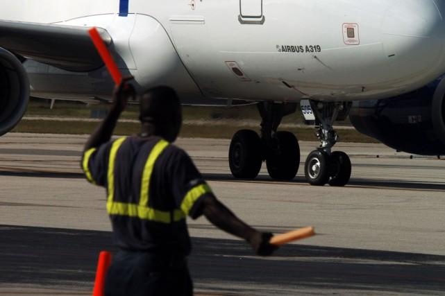 René Roberge s'est rendu par avion en Floride.... (Archives Bloomberg)