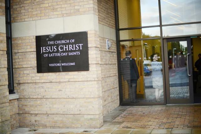 C'est la première fois que l'Église mormone reconnaît... (PHOTO DYLAN MARTINEZ, ARCHIVES REUTERS)