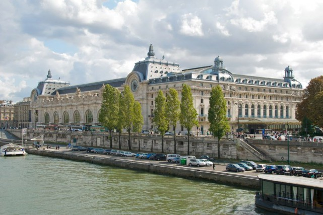 Le musée d'Orsay à Paris.... (PHOTO DIGITAL VISION/THINKSTOCK)