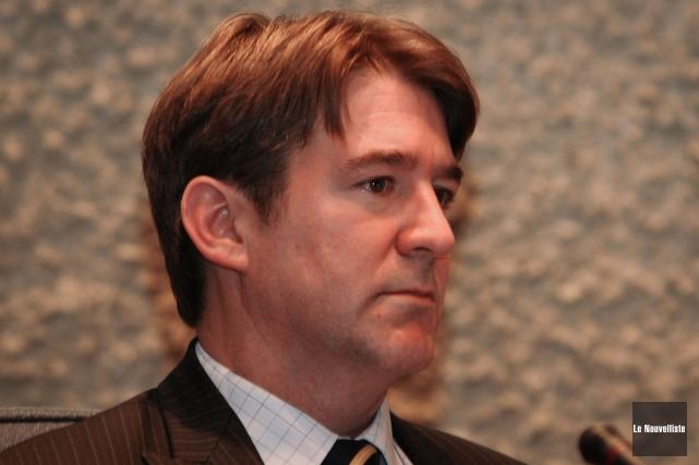 Le conseiller municipal de Pointe-du-Lac, François Bélisle.... (Photo: François Gervais Le Nouvelliste)