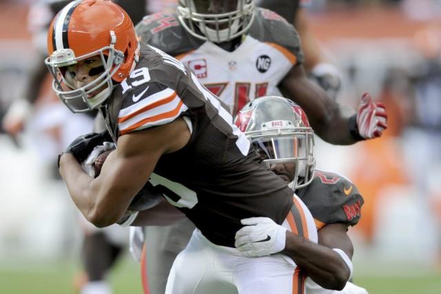 Les Browns de Cleveland ont bougé au cours de ce long week-end de trois jours.... (Photo: Reuters)