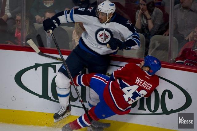 Relisez le clavardage du match entre le Canadien et les Jets de Winnipeg avec... (Photo: André Pichette, La Presse)