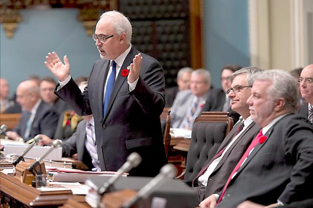 Le ministre des Finances, Carlos Leitão, présentera d'ici... (La Presse Canadienne, Jacques Boissinot)