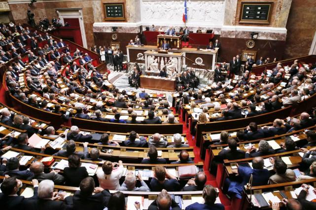 La proposition de résolution des députés socialistes n'a... (PHOTO GONZALO FUENTES, ARCHIVES REUTERS)