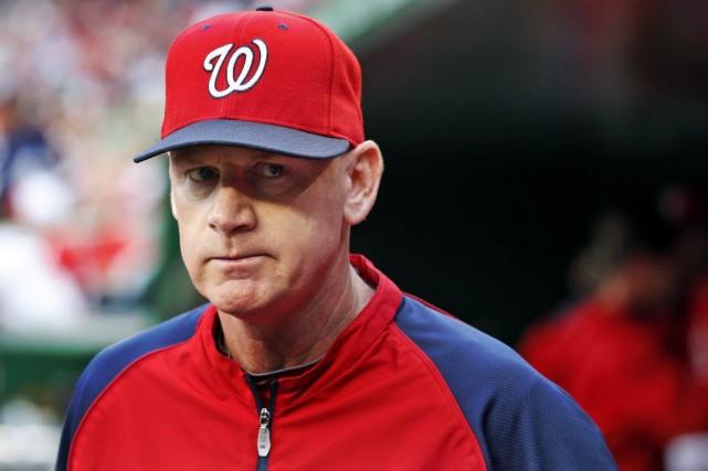 Matt Williams est le quatrième gérant à recevoir... (Associated Press)