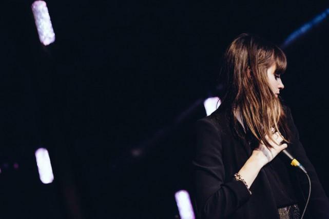 La chanteuse Stéphanie Lapointe a présenté le spectacle... (Photo: Béatrice Flynn, fournie par l'artiste)
