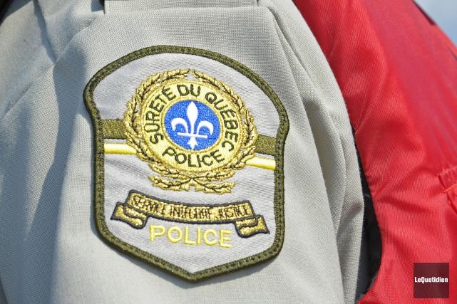 La patrouille récréotouristique de la Sûreté du Québec a intercepté quelque 870... (Archives Le Quotidien)