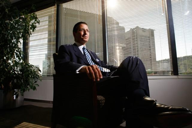 Norman Steinberg est vice-président mondial de Norton Rose... (PHOTO FOURNIE PAR NORTON ROSE FULBRIGHT)