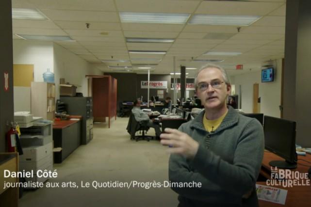 L'équipe de la nouvelle plateforme numérique de Télé-Québec, La Fabrique... (Capture d'écran - Fabrique culturelle)