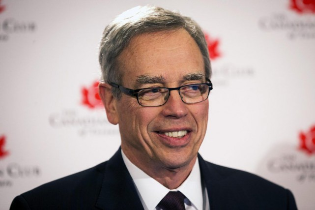 Le ministre des Finances, Joe Oliver, prévoit que... (PHOTO MARK BLINCH, REUTERS)