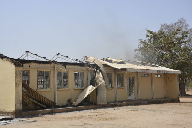 Boko Haram, dont le nom signifie «l'éducation occidentale... (Photo Archives AP)