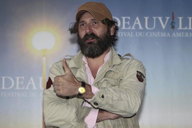 Le réalisateur Quentin Dupieux en septembre 2013.... (Photo: archives AFP)