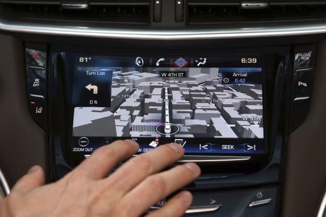 La prochaine génération du systèmeCUE de Cadillac utilisera... (Photo fournie par GM)