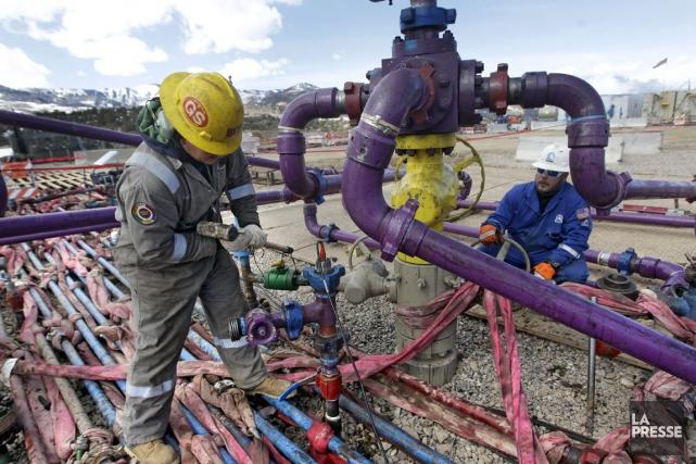Le secteur de l'énergie au pays devrait vivre... (Photo Archives AP)
