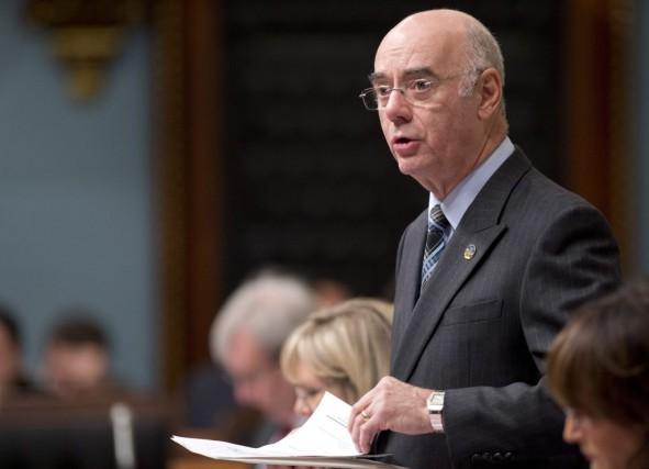 Le ministre JacquesDaoust... (La Presse Canadienne, Jacques Boissinot)