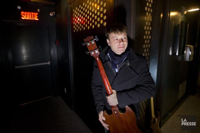 Daniel Boucher est parmi les meilleurs «repreneurs» de... (Archives, La Presse)