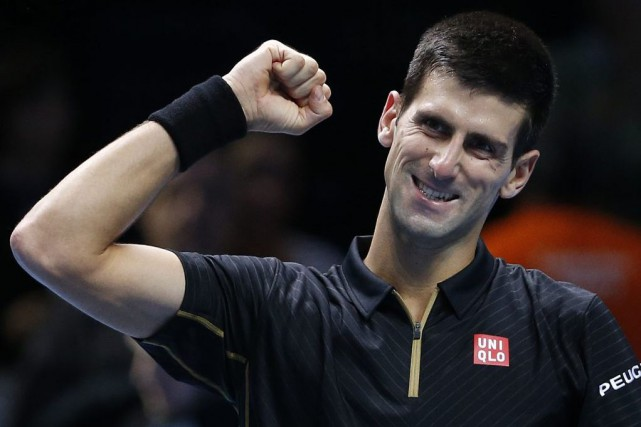 Novak Djokovic... (Photo: Reuters)