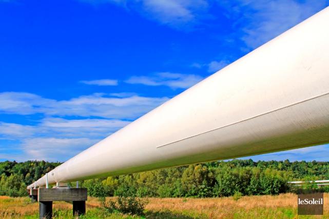 L'oléoduc Énergie-Est... (Photothèque Le Soleil)