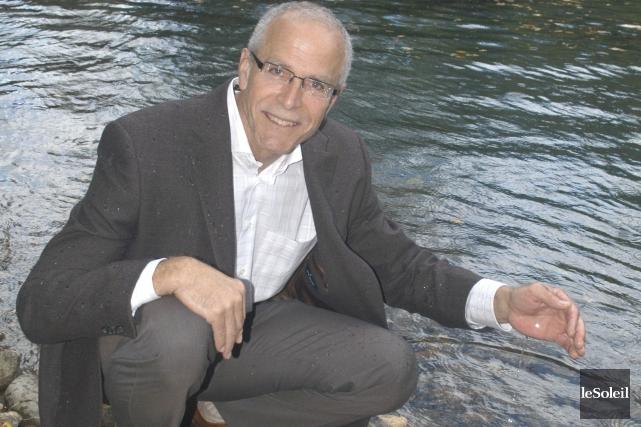 François Boulay, le maire deRistigouche-Sud-Est... (Photothèque Le Soleil)