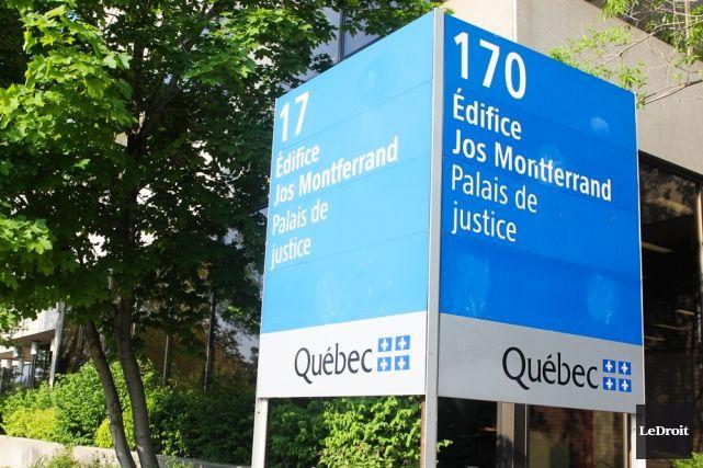 Les lois du Québec et du Maroc pourraient bien s'entrechoquer au palais de... (Archives, LeDroit)