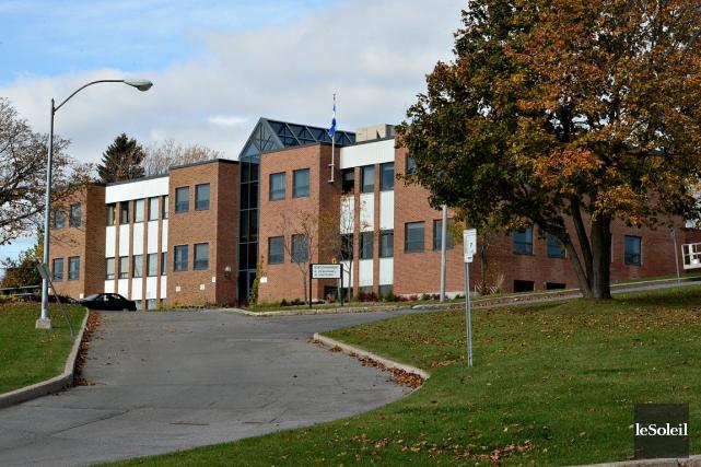 Les bureaux administratifs de la commission scolaire des... (Photothèque Le Soleil, Patrice Laroche)