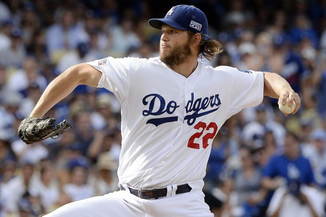 Clayton Kershaw.... (Photo d'archives, USA Today Sports)
