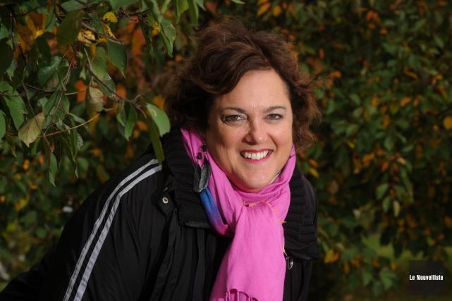 Originaire de Cap-de-la-Madeleine, la chanteuse Manon Brunet sera... (Photo: François Gervais, Le Nouvelliste)