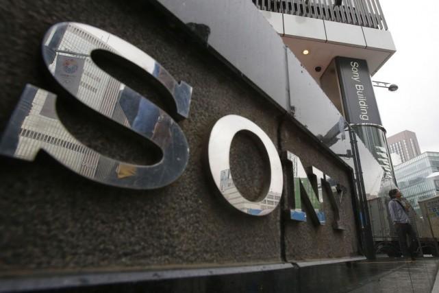 Sony, qui a traversé une mauvaise passe ces... (Photo Shizuo Kambayashi, archives AP)