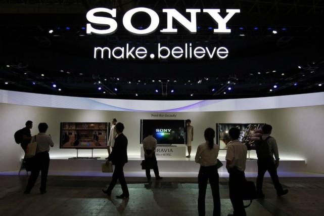 Sony dit avoir passé des accords avec les... (Photo Yuriko Nakao, Archives Reuters)