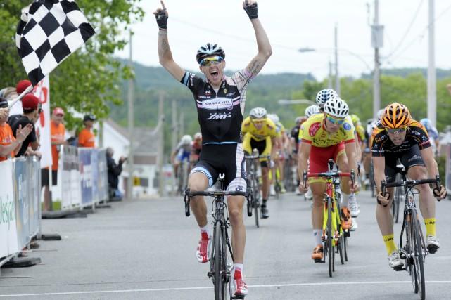 L'organisation du Grand Prix cycliste de Saguenay compte réclamer le...