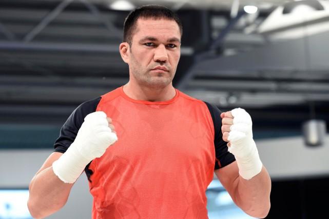 Kubrat Pulev affrontera le champion du monde des... (Photo Fabian Bimmer, Reuters)
