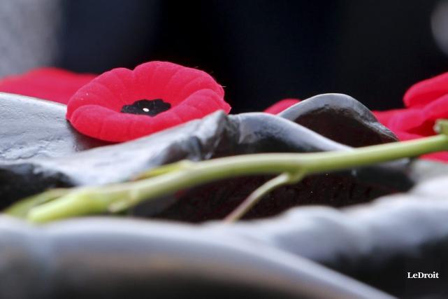 Le projet de loi privé proposant que le Jour du Souvenir devienne un jour férié... (PHOTO PATRICK WOODBURY, ARCHIVES LEDROIT)