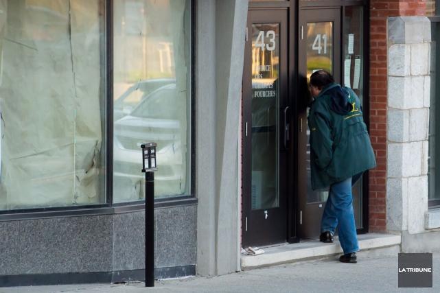 Un an après son ouverture, le restaurant La Combine, situé au centre-ville de... (Imacom, Jessica Garneau)