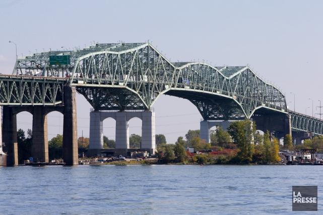 L'Assemblée nationale du Québec a fait son choix: le futur pont sur le... (Archives La Presse)