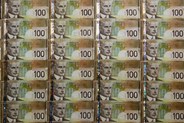 La caisse du Régime de pensions du Canada (RPC) a vu son actif net s'établir à... (Photo Brent Lewin, Archives Bloomberg)
